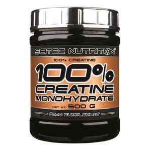 Scitec Nutrition 100% Creatin Monohydrate 500g