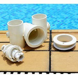 2x / Set Schwimmbad Spa Fluss Jet Massage Pool Massage Düse Big Power Jet