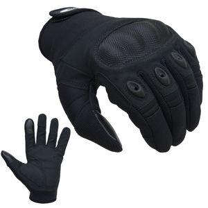 PROANTI Motorradhandschuhe Motocross Enduro Quad Downhill Sommer Touchscreen Handschuhe - L