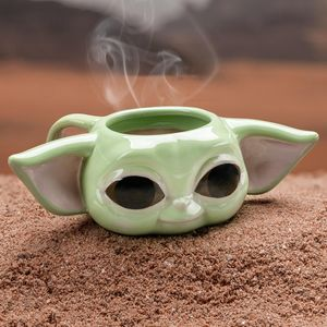 Paladone Products Star Wars The Mandalorian Shaped Tasse The Child PP7342MAN