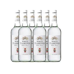 Weißer Rum White Diamonds 37,5% Vol. (6x0,7l)