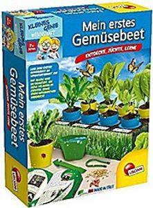 Mein erstes Gemüsebeet (Experimentierkasten)