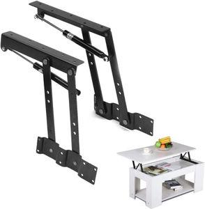 2 Stück Möbelscharnierfeder Hinge Mechanismus Möbel Scharnier Klapp Lift Up Feder Scharniere für Hardware Möbel Tisch