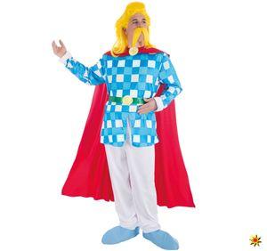 Original Herren Kostüm Troubadix , Größe:L