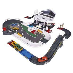 majoRETTE Experience Center Spielset 5 Druckguss-Fahrzeuge Porsche