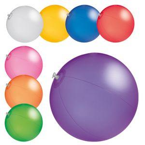 8x Strandball / Wasserball / 8 verschiedene Farben