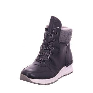 Jana Damen Sneaker schwarz 8-8-26223-27 RELAX fit Größe: 41 EU