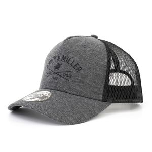 Smith & Miller Pico Rivera Trucker Cap, black