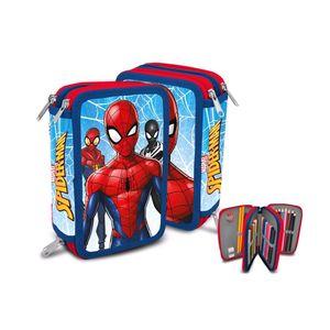 Marvel beutel Spiderman Jungen 12 x 20 x 6 cm Polyester