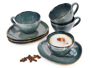 Sänger Kaffeetassen Set Darwin 8 teilig