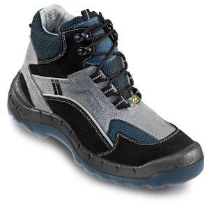 OTTER 93685 Sicherheitsstiefel ESD Sicherheitsschuhe Arbeitsschuhe Hoch Stiefel, Größe:38