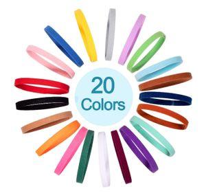 Welpen ID Halsbänder Welpenhalsbänder Einstellbare Hundehalsband für Neugeborene Zufällige Farbe 10*350mm (Style 1)