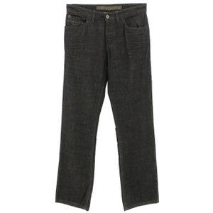 24254 Camel Active, ,  Herren Jeans Hose, Denim ohne Stretch, black, W 34 L 34