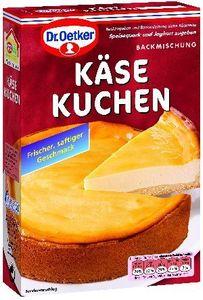 Dr. Oetker Käse Kuchen Backmischung