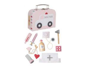 JaBaDaBaDo Doktor Spiel-Set Pink