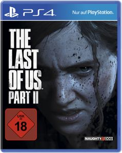 The Last of Us - Part II - Konsole PS4