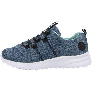 Rieker Damen Sneaker in Blau, Größe 39