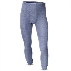 BlackSnake® Herren Thermounterhose mit Innenfleece - 4XL - Blau