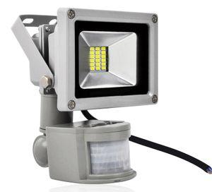 Greenmigo 20W LED Strahler Fluter Flutlichtstrahler mit Bewegungsmelder Kaltweiß