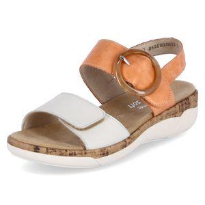 Remonte Sandaletten Orange Damen
