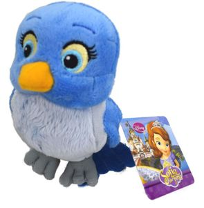 Disney Sofia Mia Vogel Plüschfigur Plüsch Kuscheltier Puppe Stofftier Teddy