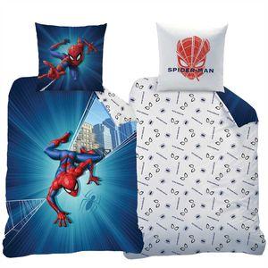 Spiderman Far From Home Bettwäsche Linon / Renforcé