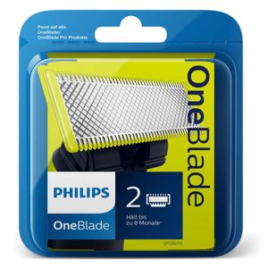 Philips QP 220/50 2x Ersatzklinge OneBlade
