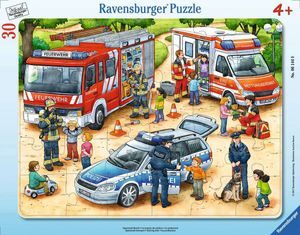 Spannende Berufe Ravensburger 06144