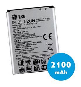 LG Original LG BL-52UH Akku Batterie Battery LG L70