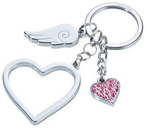 TROIKA Schlüsselanhänger LOVE IS IN THE AIR