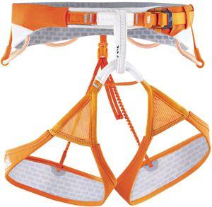 Petzl Sitta Gurt orange Größe M