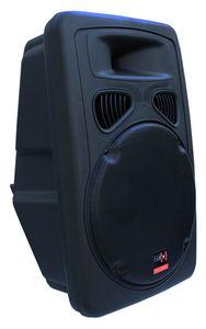 "E-Lektron JAD38-B digital Soundsystem 15"" DJ PA Aktivlautsprecher USB & Bluetooth"