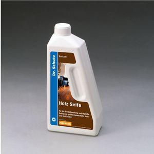 Dr. Schutz CC- Holz Seife 0,75 L - passend zu geölten Holzböden - Auslauf