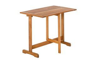 Gartentisch / Klapptisch Porto Eukalyptus 90x60cm