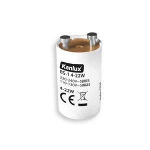 Starter für Leuchtstoffröhren 4 - 22 W