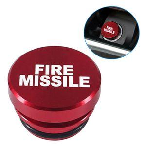 Universal Fire Missile Button Auto Zigarettenanzünder Abdeckung 12V Zubehör