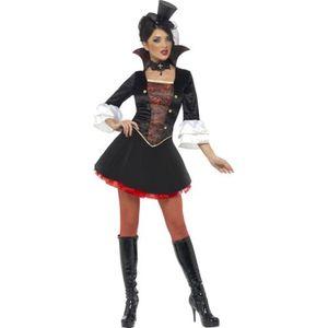 Vampir Prinzessin Kostüm, Fever Collection, Größe:M