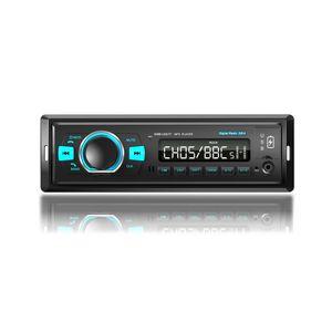 DR-9 1 Din Autoradio-Radio DAB / DAB + / FM-Empfänger Autoradio-Radiosystem BT U-Disk TF Crad MP3-Player Dual-USB-Anschluss