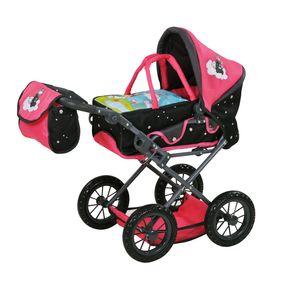 Theodor Carbon - Puppenwagen Ruby