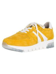 Tamaris Damen Sneaker gelb 1-1-23749-24 normal Größe: 38 EU