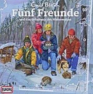 Fünf Freunde-093/Und Das Geheimnis Des Winterwalde