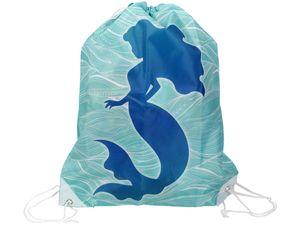 Meerjungfrauenflosse Turnbeutel 42 x 34 cm , Variante wählen:02/5035-1
