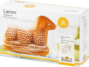 Birkmann Vollbackform Lamm 211889