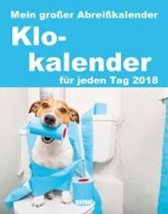 Klokalender 2018 Abreißkalender