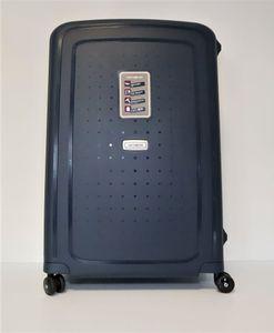 Samsonite - S'Cure DLX Trolley mit 4 Rollen 75cm50918-1549 - Midnight Blue - 50918-1549