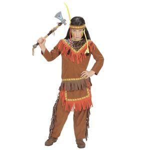 Indianer Deluxe Kinderkostüm 158