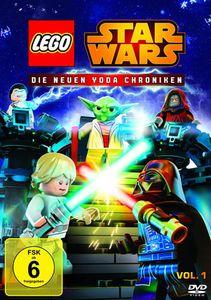Lego Star Wars: Die neuen Yoda Chroniken - Volume 1 DVD
