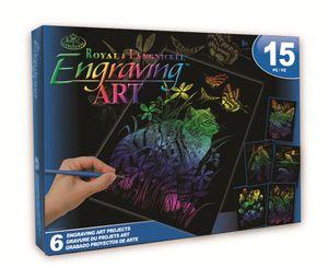Royal & Langnickel AVS-RAIN206 Rainbow EA Box