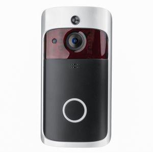 Nachtsicht Wireless Smart WiFi DoorBell Audio Video Kamera Intercom Sicherheit
