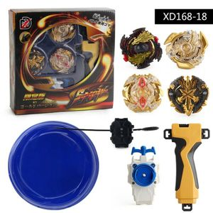Beyblade Burst Starter Kreisel-Kit set 4x Bayblade +Launcher XD168-18 Spielzeug